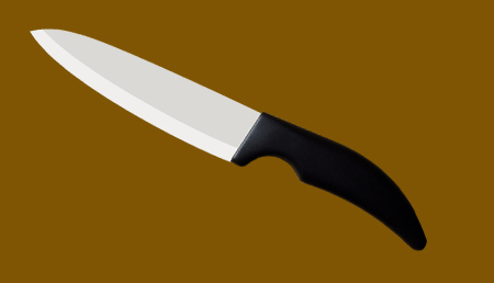 供应6寸陶瓷刀,厨房陶瓷水果刀具