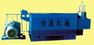 供应水箱式拉丝机