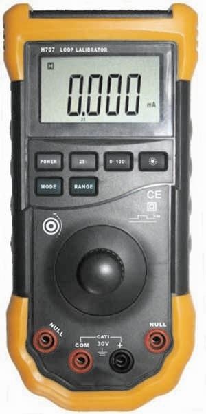 过程回路校验仪 H707