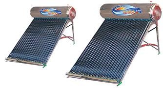 倍力阳光太阳能热水器