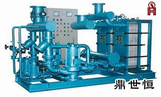 板式换热机组、管壳式换热机组、换热机组