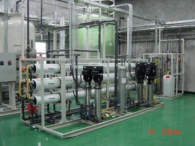 中山反渗透水处理设备