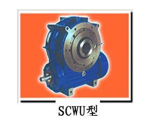 无锡SCWU系列轴装式圆弧圆柱蜗杆减速机