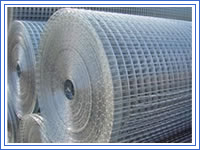 heavy type welded mesh
