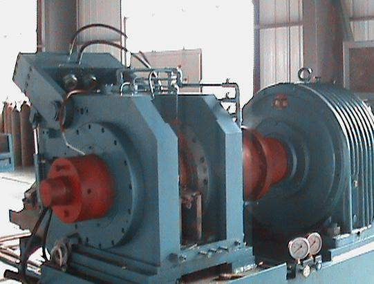 Conform铝管挤压机