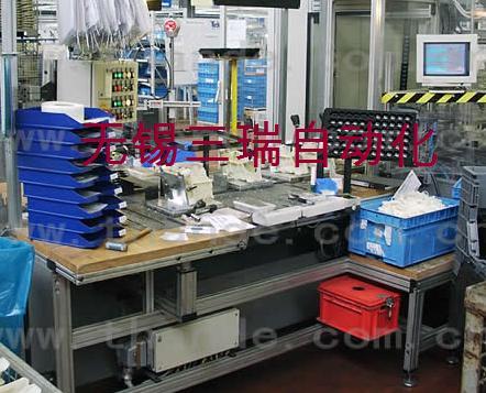 自动化设备无锡-汽车零部件装配生产线