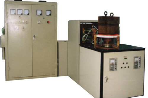 电机转子端环中频钎焊机