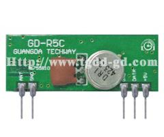 GD-R5C低电压超外差接收模块