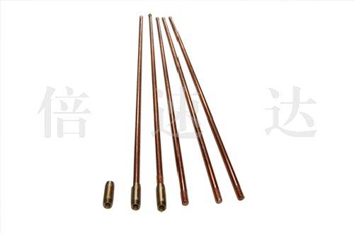 电铸铜包钢接地棒