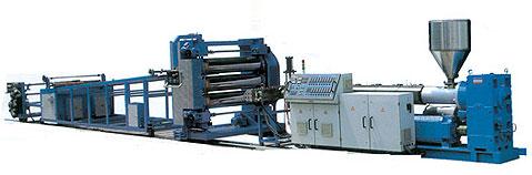 塑料板材设备,塑料板材机组,塑料板材生产线