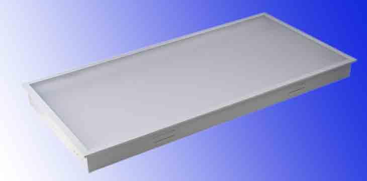 嵌入式铝型材边框净化灯具