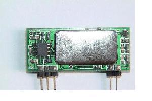 GD-R5D抗电机干扰超外差接收模块