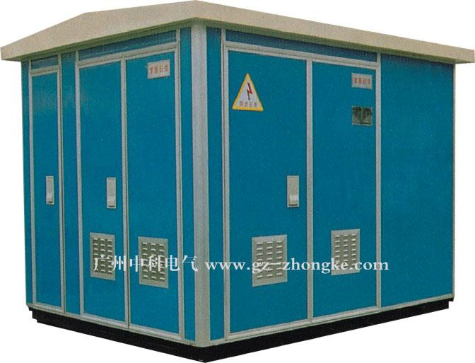 户外箱式变电站,中科,配电箱,柜图片