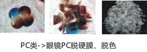 PC类塑料脱漆脱膜剂