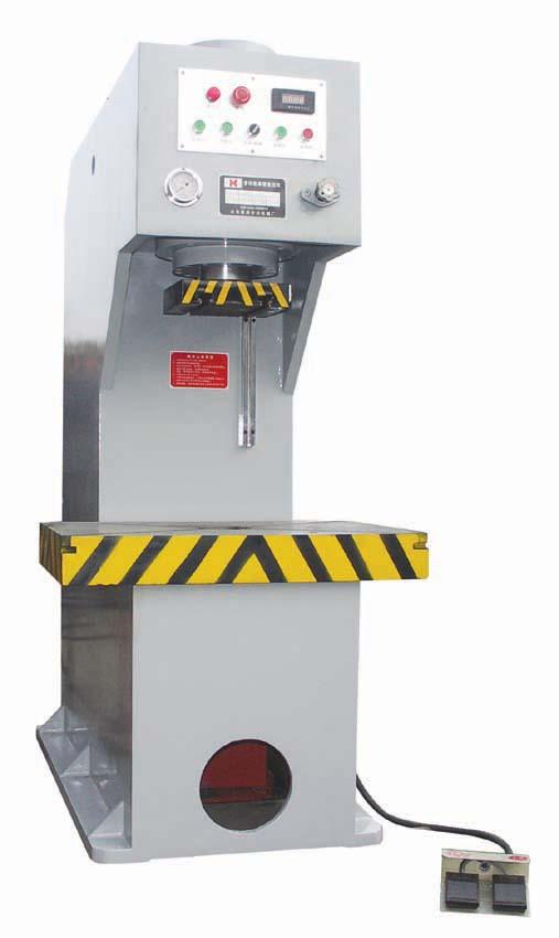100T单臂式液压机