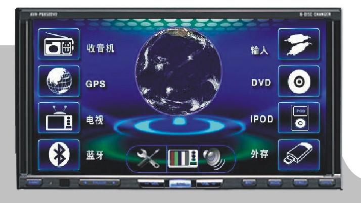 车载DVD