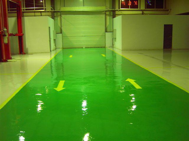 自流平 环氧树脂漆 地板涂料-富莱得 厦门、福州