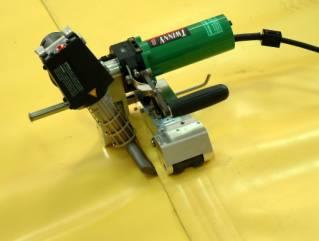 LEISTER防水板自动焊接机