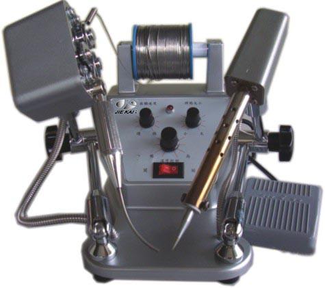 功率 电压 重量:90w 220v/50hz /3kg 本焊锡机特别适合各类电子连接