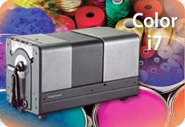 X-Rite Color i7分光测色仪