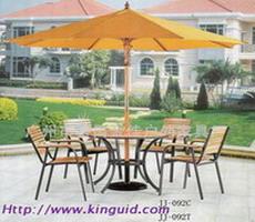 花园伞 户外庭院桌椅 休闲户外太阳伞