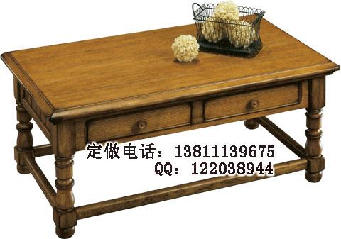 欧式美式家具,家具定做,茶几