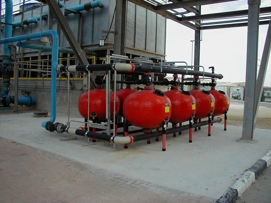 球形浅层介质过滤器/球形浅层沙滤器AGF