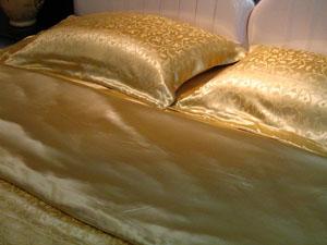 丝绸真丝套件组合