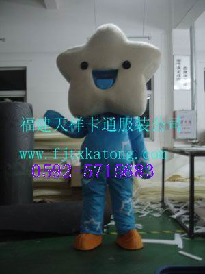 出售福建厦门卡通服装/江苏卡通服饰/毛绒卡通服装
