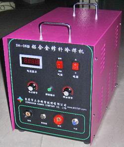 铝合金压铸修补冷焊机