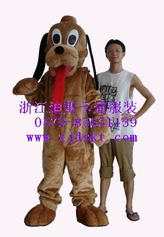 浙江迪斯尼毛绒卡通服装/南京行走人偶/重庆卡通人偶