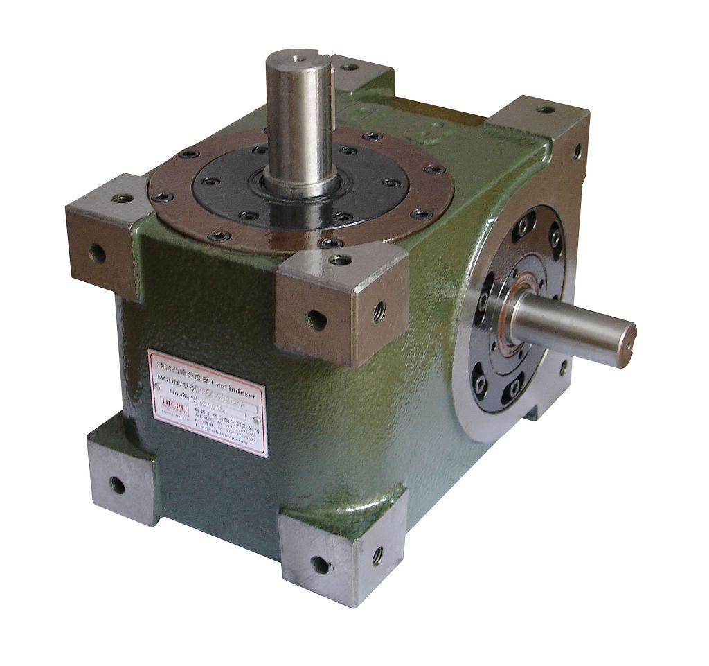 弧面芯轴型凸轮间歇分割器