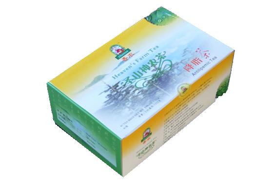 保健茶——香农降脂茶(调节血脂、血糖、血压)