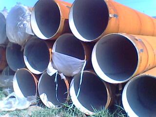 水泥砂浆衬里防腐钢管