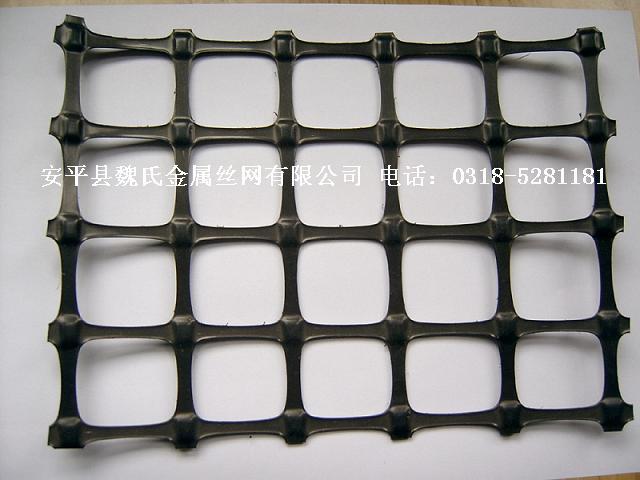 矿用塑料网 双抗网 支护网