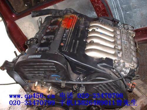 三菱6g72拆车发动机总成