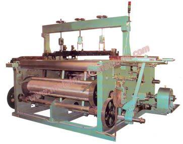 NWJ系列重型丝网纺织网机