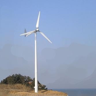 风力发电机组(1kw)