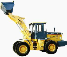 LW350 装载机 wheel loader