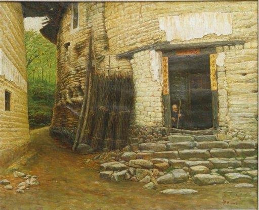 世界大师级风景油画