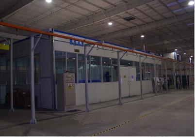 铝型材喷粉生产线  涂装设备