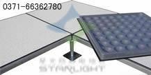 2. 全钢防静电活动地板|地板价格|河南抗静电地板|活动地板
