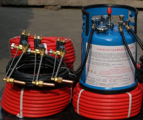 供应无压汽油焊割机