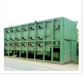 供应10-200平方平板烘干机/软化滚筒/硫化床/管束干燥机