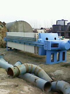 二手厢式机械30-500平方压滤机