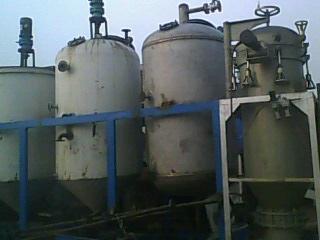 二手高烹油精炼设备