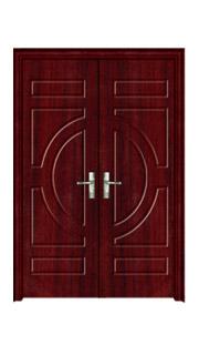 低价供应工程用免漆门烤漆门,生态门
