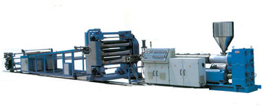 塑料板材生产线/设备/机组-塑料机械