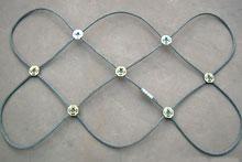 SNS红日柔性钢丝绳防护网
