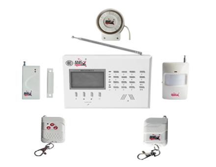 多功能型防盗报警系统 JD-X301